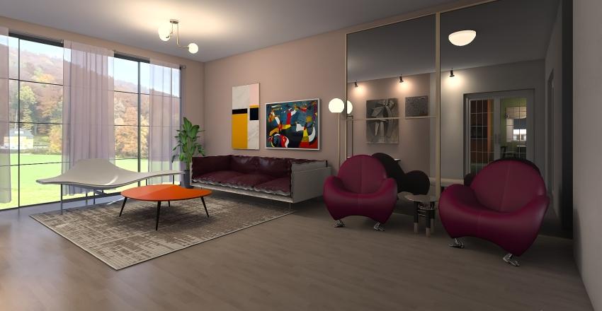 neo 2020 Interior Design Render