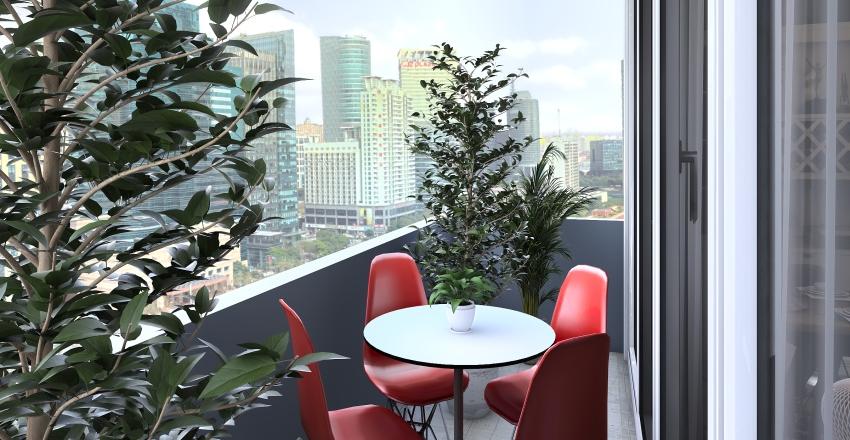 perfect house Interior Design Render