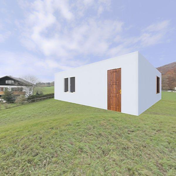 ANBU HOUSE Interior Design Render