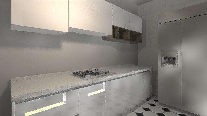 buck & shanny + Joi Interior Design Render