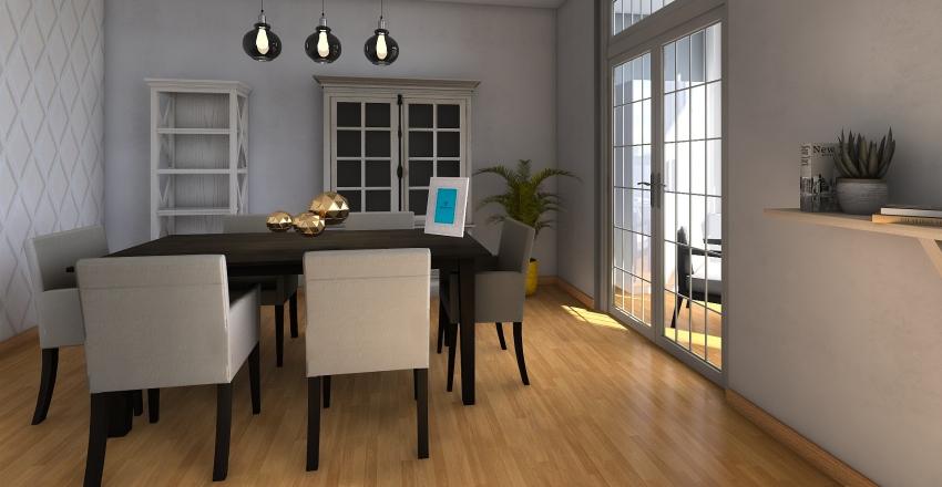 CASA VLL  Interior Design Render