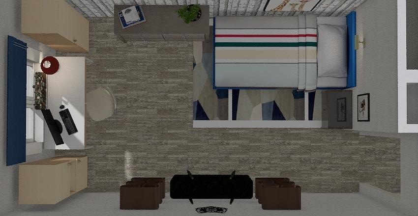 Проект мой Interior Design Render