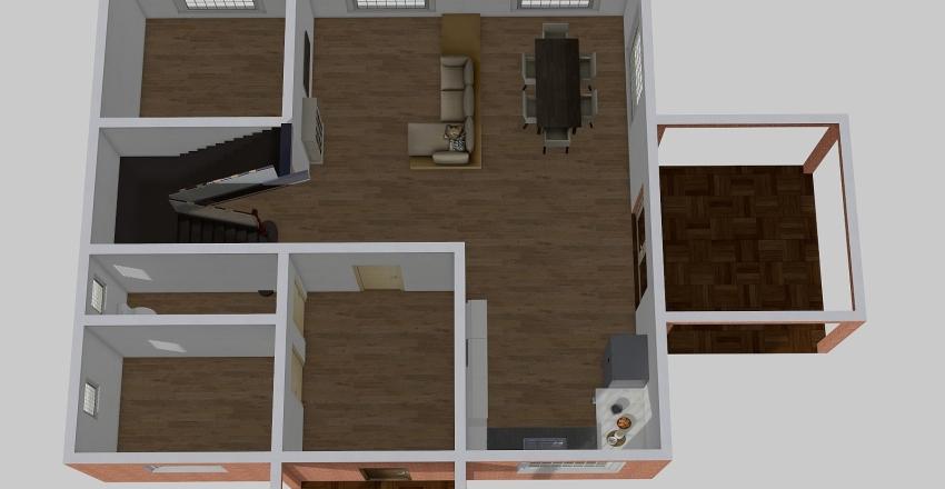 Пр. 218 1-этаж Ковалево Interior Design Render