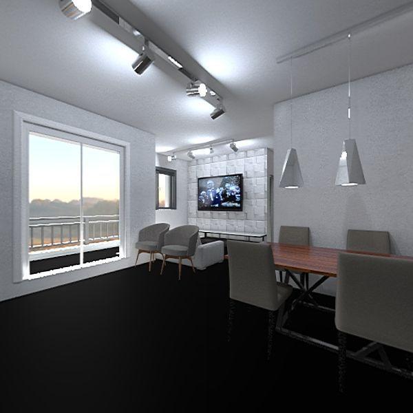 Ap Lucio 70m² Interior Design Render