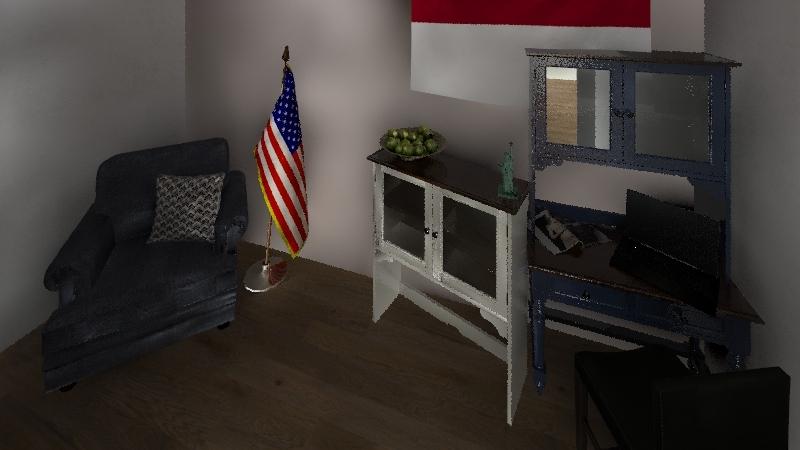 2.8 Alexander Gorecki Interior Design Render