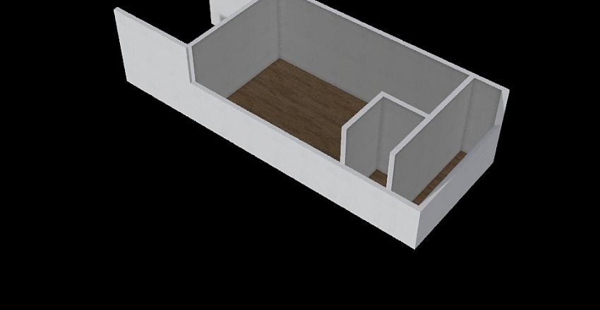 ห้องแถว Interior Design Render