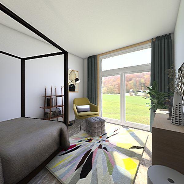 David's Place Interior Design Render