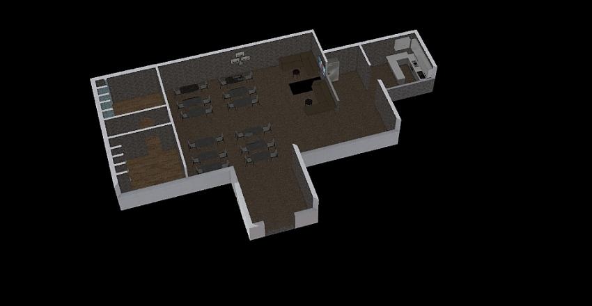 2.8 josh rodden Interior Design Render
