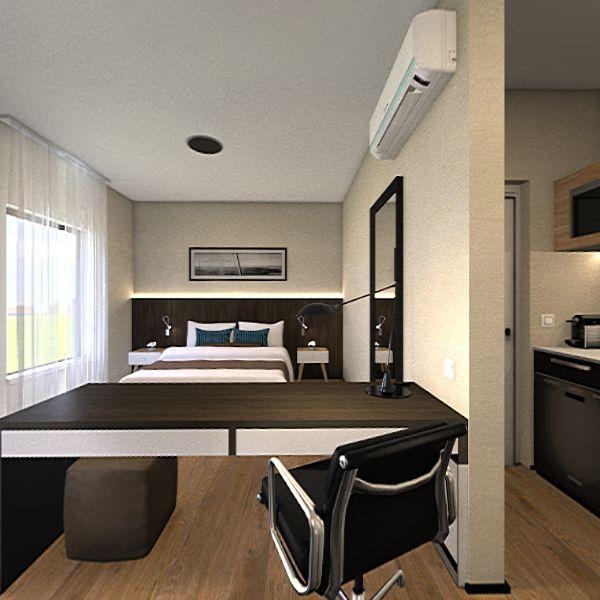 Uotel Osasco  Interior Design Render