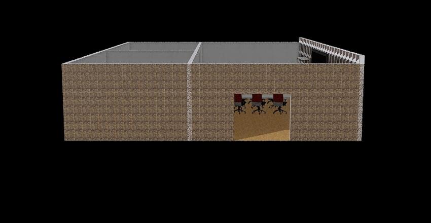 Block6 Academy Interior Design Render