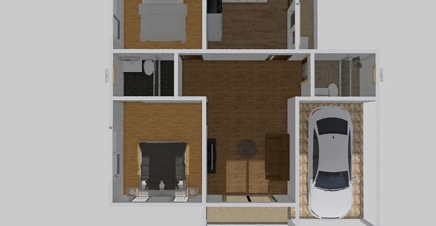 sarapee house2 Interior Design Render