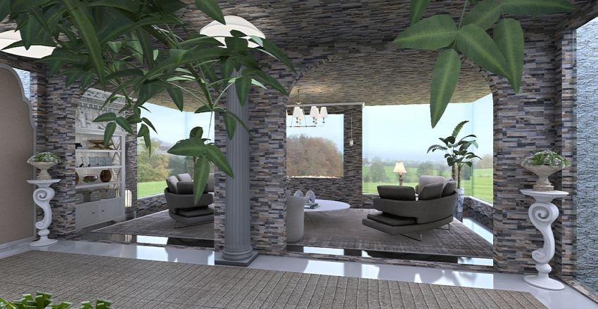 The Valetta Interior Design Render
