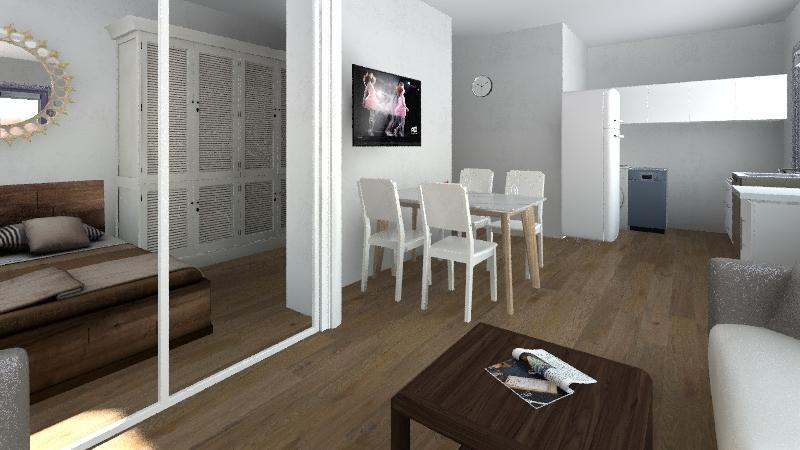 Jurata 2BB2 Interior Design Render