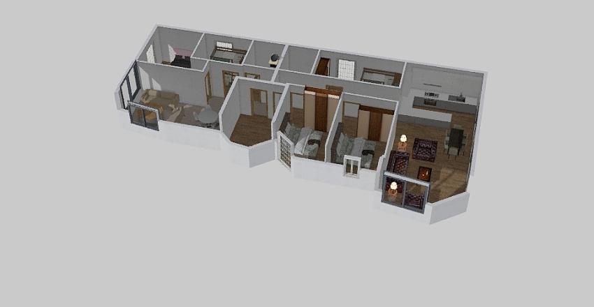 poyliou Interior Design Render