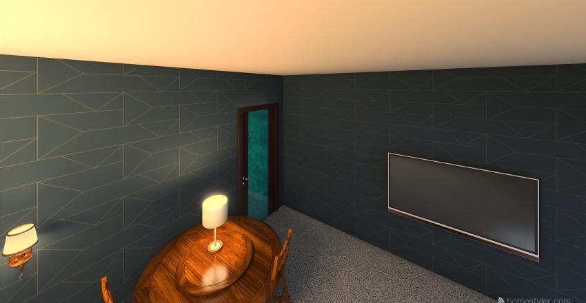 home good Interior Design Render