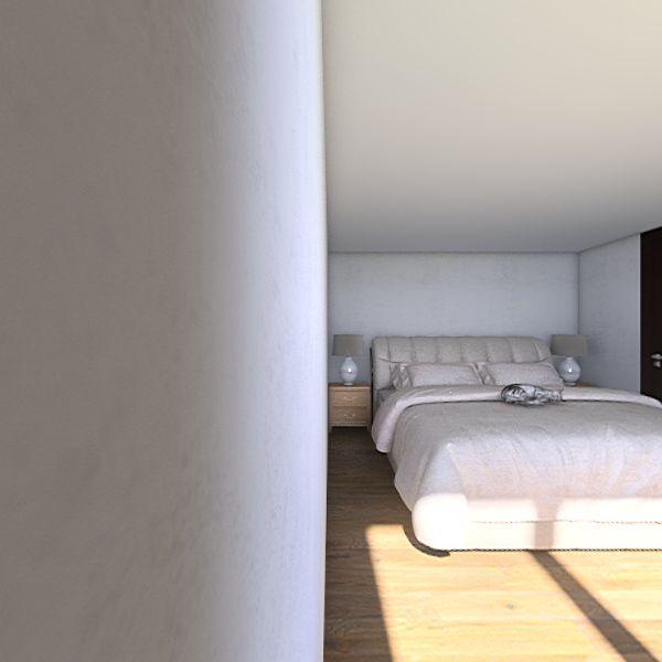 casa papás Interior Design Render