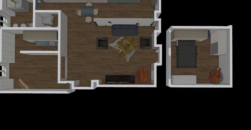 LETTO SOTTO figo meglio2 Interior Design Render