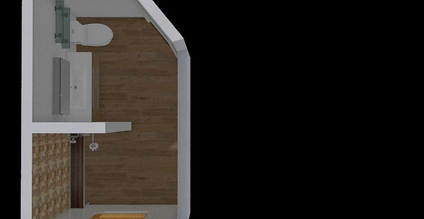 Shell Bath1 Interior Design Render