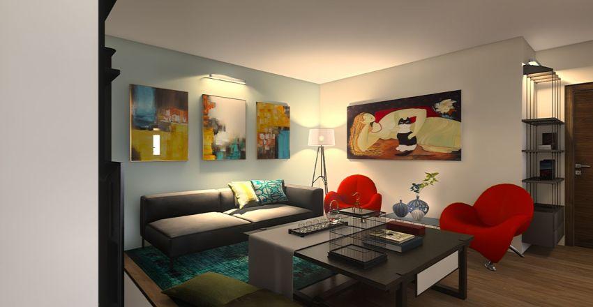 APTO 01 Interior Design Render