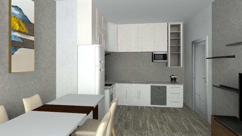 ms. Sotira Ap 8 Interior Design Render
