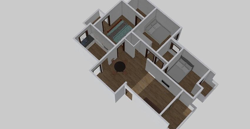 deepu Interior Design Render