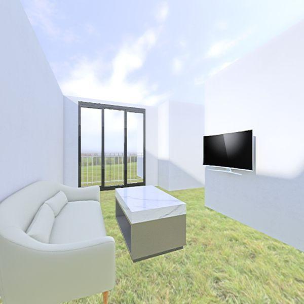 pune flat Interior Design Render