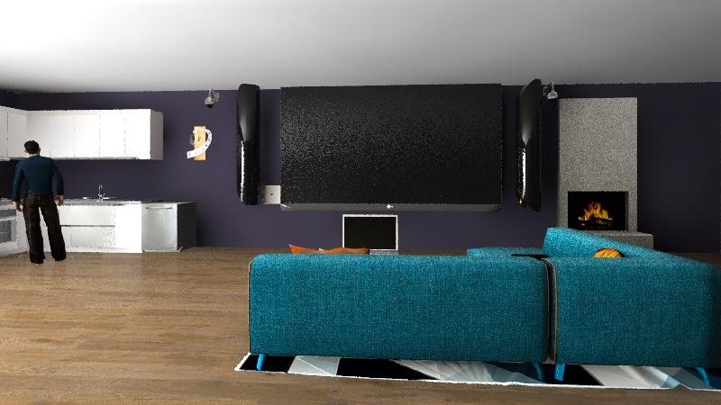 coco Interior Design Render