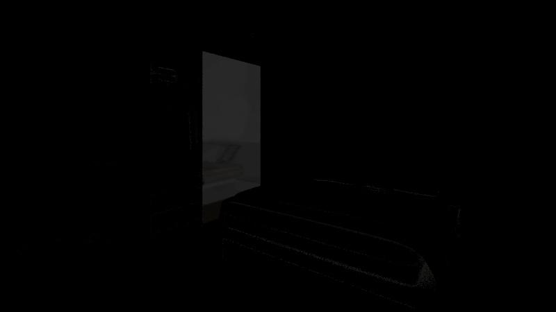 Shauf and Rani room Interior Design Render