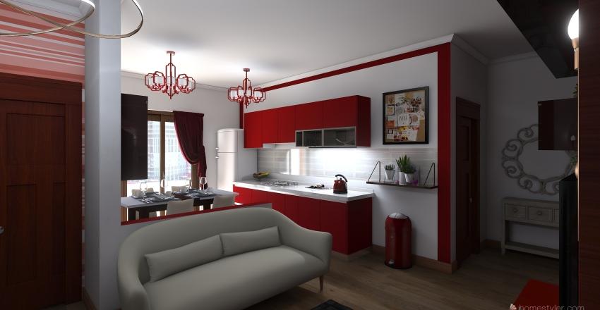 ALP 90 Interior Design Render