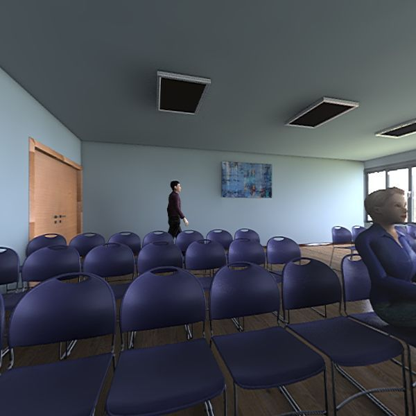 Novo Dom Lasanha Interior Design Render