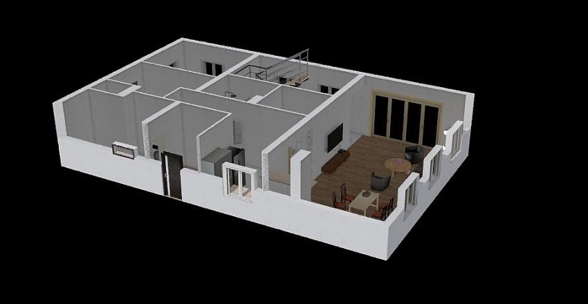 MOP 06 Parter Interior Design Render