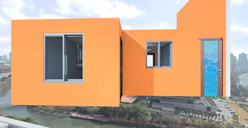 Patio_Etapa3 Interior Design Render