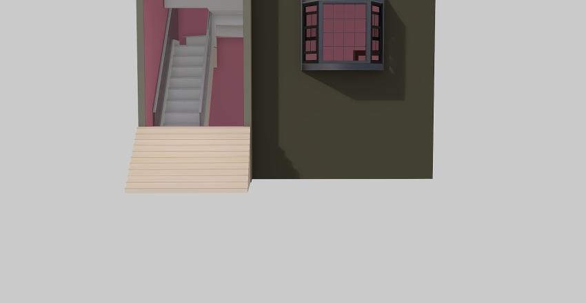 Er. Design front Interior Design Render
