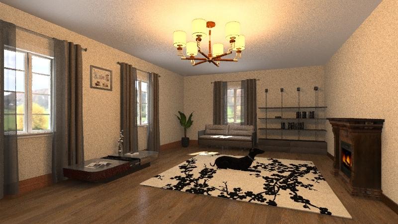 Урок 1 Interior Design Render