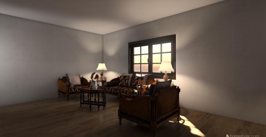od b Interior Design Render