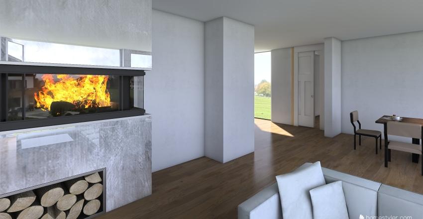 mius Interior Design Render