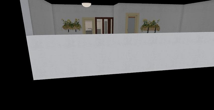 new desain home versi kamar mandi belakang Interior Design Render