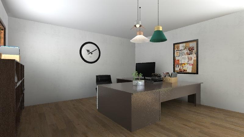 نن Interior Design Render