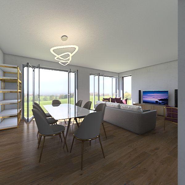 Villa Zapato 5 Interior Design Render