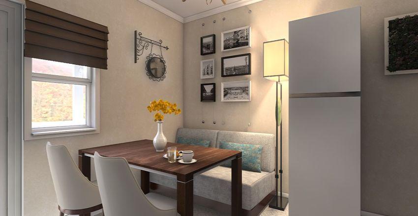 Tanya Interior Design Render