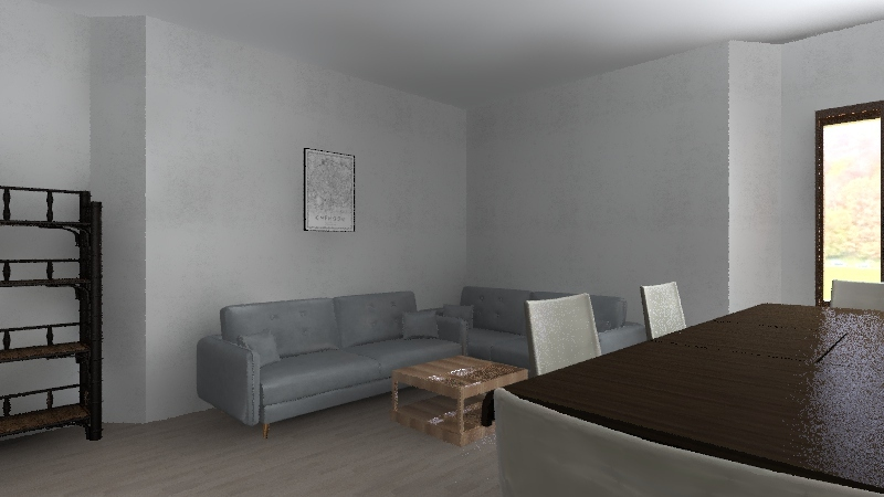 Lucky Home 4 Interior Design Render