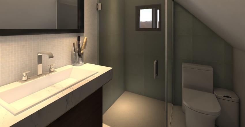 Oroszi home 2 Interior Design Render