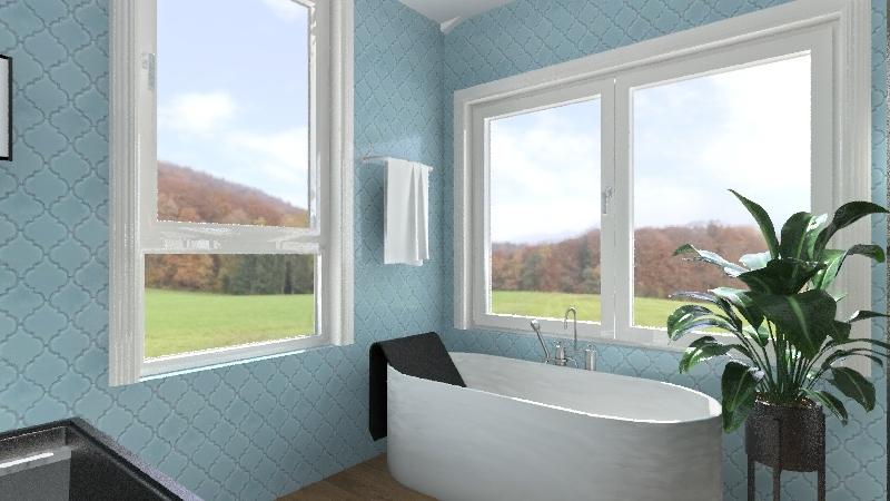 master home Interior Design Render