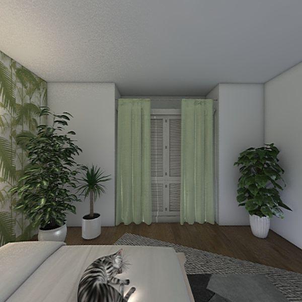 Bedroom D&D Interior Design Render