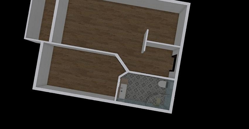 Słoneczne plan  Interior Design Render