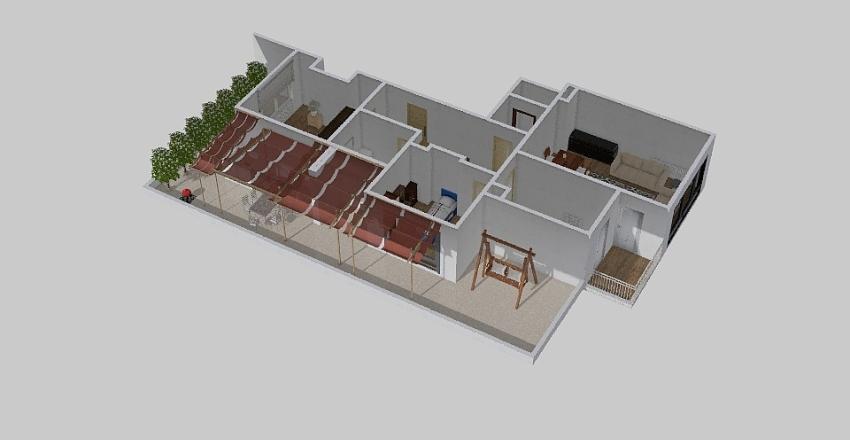 incektokiteras Interior Design Render