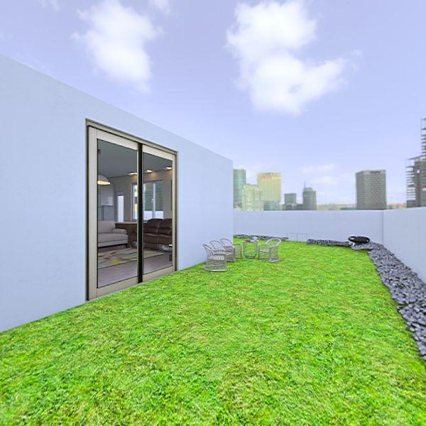 Guven Garden F1 Interior Design Render