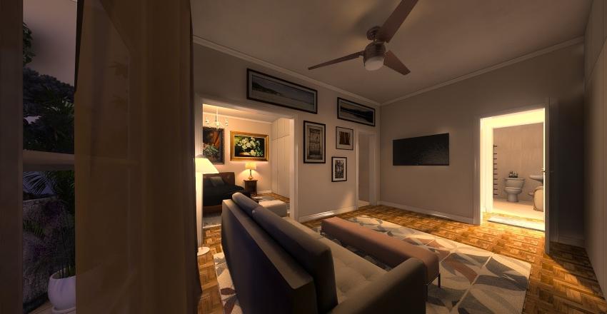 REPUBLICA cozinha15 Interior Design Render