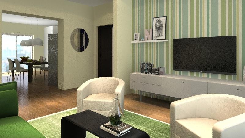 casa/vacanze Interior Design Render
