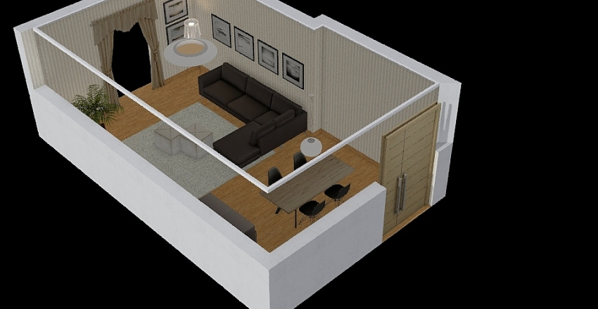 OLIVEIRA1 Interior Design Render